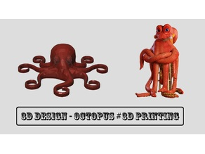 Octopus - Scaled & Fixed