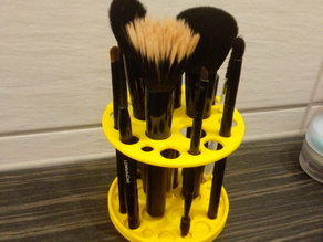 Make-Up Brushes Stand