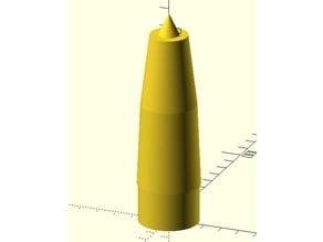 Estes PNC-55D Nosecone for Strike Fighter Rocket
