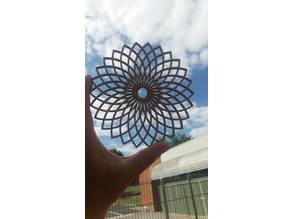 Mandala 2 arcs
