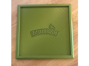 Zombicide Green Horde Spawning Tray