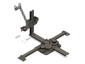 Manual 3D Printer