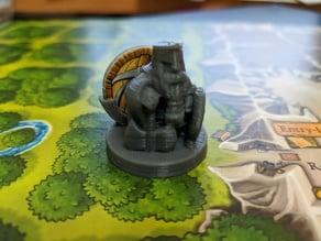 Caverna Dwarves with Token holder