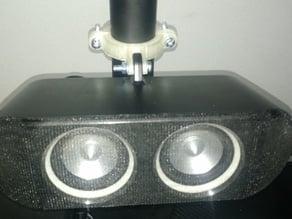 Center Speaker Monitor Arm Mount - V2