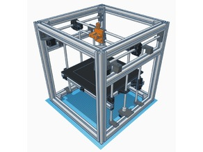 Hypercube Evolution Anet A8 Remix
