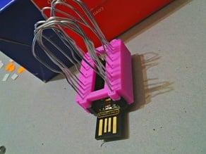 Experimental Fretronics LeoStick Header/Bumper