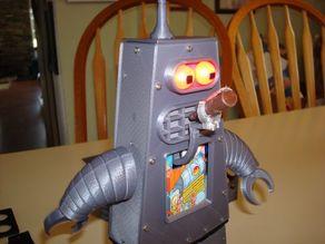 Alpha-Rama biped robot