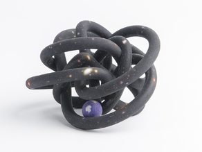 Knotted Orbit