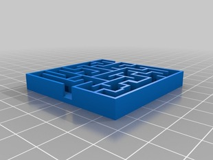 Customizable Maze