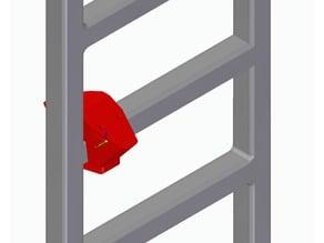 ClampOn-Ladder-Level (Leiterwasserwaage)