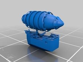 Modular 28mm Scale Ships ~ Air