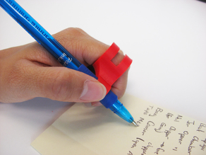 Finger Pen Holder (Vertical)