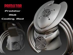 Predator MK8 Cooling mod.