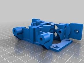 Dualtripper Bowden Extruder