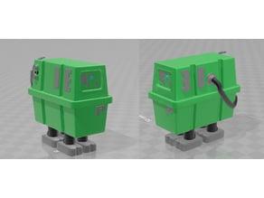 Star Wars Clone Wars PLNK 4-legged Gonk Power Droid Action Figure