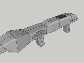 Type 3 Federation Phaser Rifle