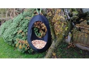Hanging UK Bird Feeder v1