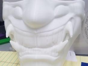 Kabuki Joker Mask