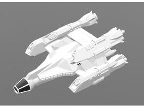 Wing Commander Galaxy, Board Game Piece