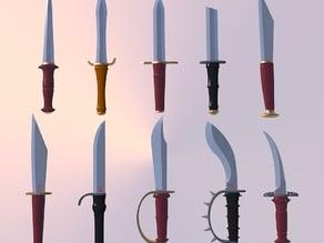 10000 Knives