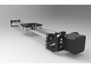 Linear actutator / test slider