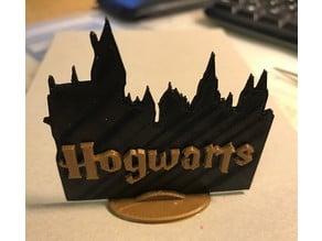 Hogwarts Skyline