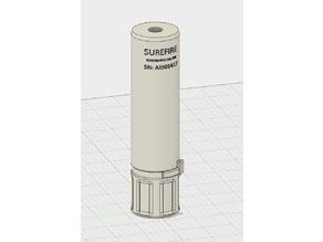 Airsoft Surefire 556 Supressor