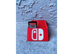 Nintendo Switch Cartridge Game Holder