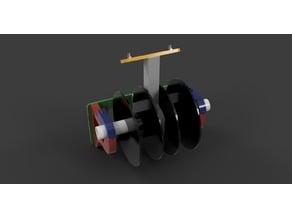 ProMega Filament Spool Holder
