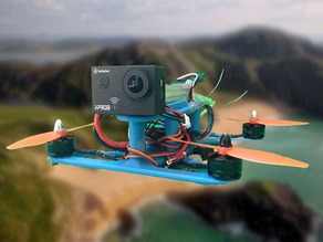 DIY Drone - Fly it for less than 100 $