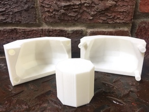 Planter Mold - Basic