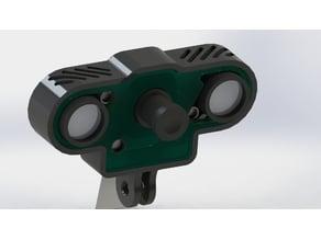 Boitier Camera Pi V2 avec Leds IR