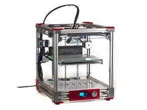 Ultimaker 2 Aluminum Extrusion 3D printer