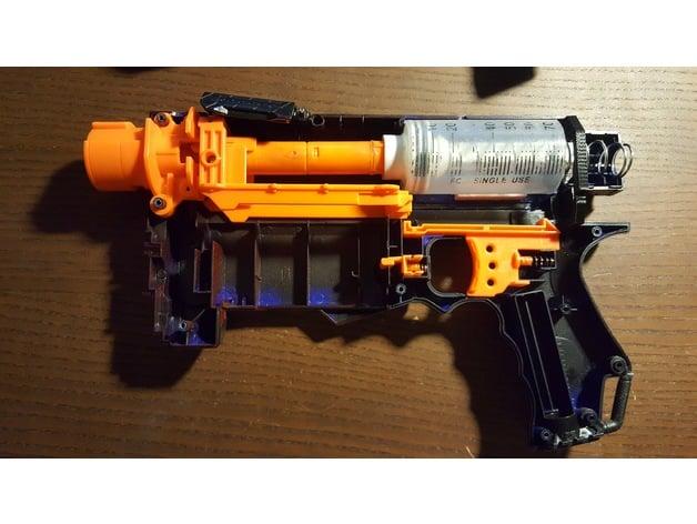 Nerf Retaliatorrecon 100ml Syringe Expt Support By