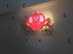 wall lamp for kids room