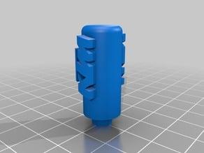 Anti chain suck device for eBike