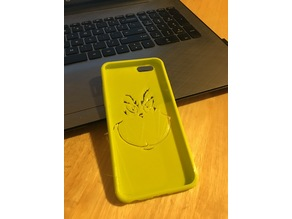 The Grinch iphone 6s phone cover