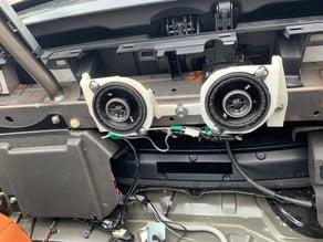 2006-2008 Mazda Miata Rear Speaker Bracket