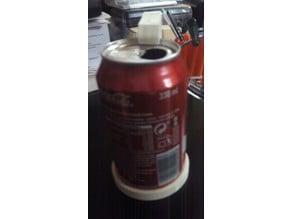 Porta bebidas en lata. Canned beverage holder?