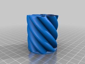Spirograph Vase Generator