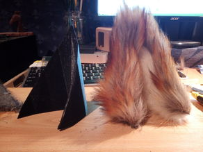 Canine Animal/furry head Ears