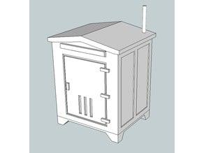 HO Scale Signal Box