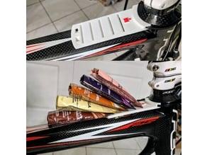 Triathlon GU Gel Bike Mount (customizable)
