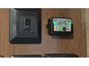 AP Products Mopeka RV TankCheck Dual Sensor Monitor Dock