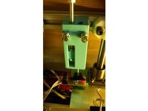 Z-axis optical endstop fine adjustment
