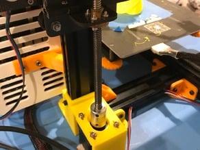Tevo Tarantula - Bracket right base with inverted z-motor mount