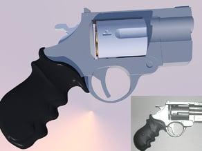 Saiyuuki Reload SW Revolver