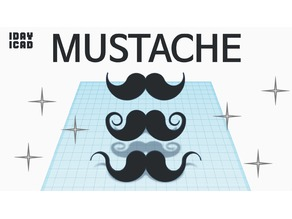 [1DAY_1CAD] MUSTACHE