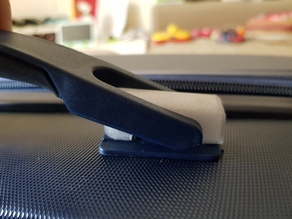 suitcase handle repair