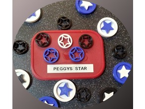 Peggy's Star #2 (Wearable Edition ;)